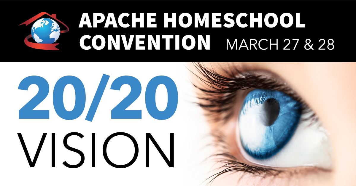 2020 APACHE Homeshool Convention