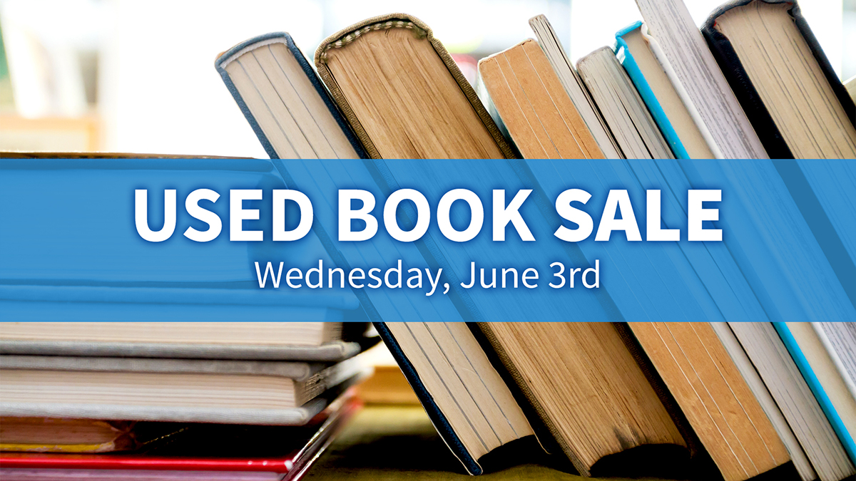 2019 Used Book and Curriculum Sale